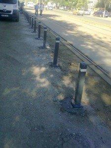 Stalpi-trotuar-pipera